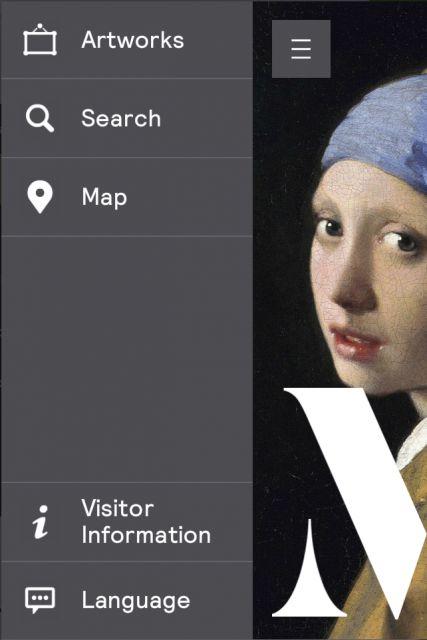マウリッツハイス美術館公式アプリ